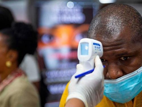 Koronavirus se ubrzano širi Afrikom