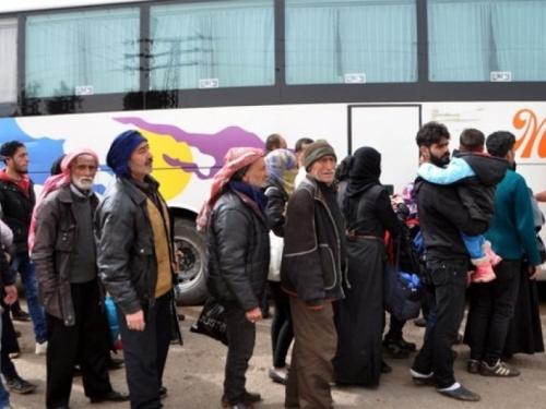Nastavljena evakuacija civila i boraca iz opkoljenih sirijskih gradova