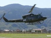 Helikopter EUFOR-a uključen u akciju spašavanja u Konjicu
