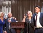 Prvi glas Parlamenta BIH: Pogledajte kako Diana Zelenika u Kanadi pjeva ''Moja Hercegovina''