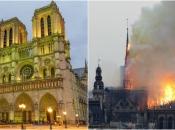 Simbol Pariza gorio je 9 sati, a svoja vrata otvorit će 2024.