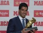 """Suarez dobio Zlatnu kopačku: """"Barcelona je najbolja na svijetu"""""""
