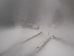 Na Jahorini pale prve pahulje snijega