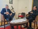 Čović i biskup Palić razgovarali o izbornim procesima