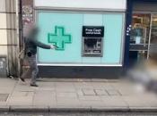 Snimljen trenutak kad je ubijen napadač u Londonu