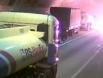 Južna Koreja: Kamion eksplodirao u tunelu, 11 vozila u plamenu
