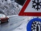 Loši vremenski uvjeti na cestama u BiH