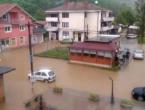 Kiša donijela poplave u dijelovima BiH