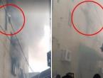 VIDEO: Izbacila troje djece kroz prozor, a onda i sama iskočila