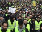 Žuti prsluci se vratili na ulice Francuske