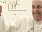 Papa postaje rock zvijezda: Poslušajte prvi single 'Probudi se!'
