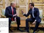 Trump se ruga Francuzima zbog vojske: Učili su njemački dok mi nismo došli