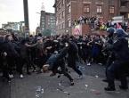 Neredi obilježili još jednu noć u Hamburgu