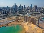 Veliki požar u bejrutskoj luci, mjesec dana nakon razorne eksplozije
