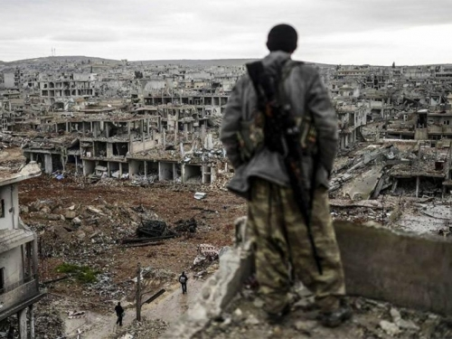 YouTube briše rat u Siriji