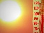 Zbog visokih temperatura žuto upozorenje za veći dio BiH