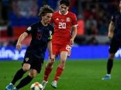 Hrvatska remizirala u Walesu