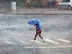 Sljedećih dana u BiH nestabilno i kišovito