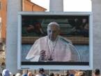 Nedjeljnu molitvu papa Franjo predvodio putem video prijenosa