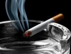 Cigarete su sve manje popularne