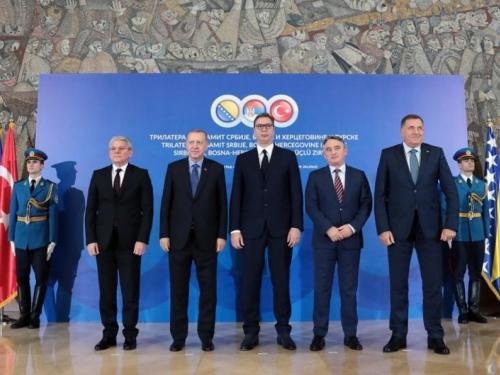 Erdogan Predsjedništvu rekao kako treba izbjeći sukobe