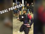 Luda Amerika: Prosidba kakvu još niste vidjeli