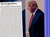 New York Times ispunio naslovnicu imenima umrlih od koronavirusa