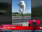 Eksplozije vatrometa u Meksiku, najmanje 17 mrtvih