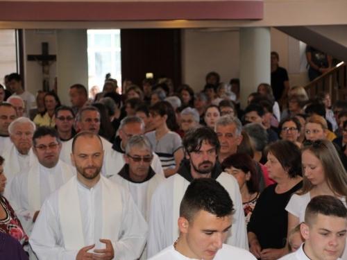 FOTO: Proslava Srca Isusova u Prozoru