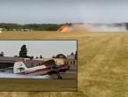Na aeromitingu u Moskvi pao zrakoplov, poginule dvije osobe