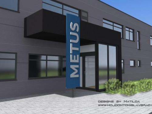 Tomislavgrad: Blagoslovom temelja, otvoreni radovi na novom proizvodnom pogonu tvrtke Metus