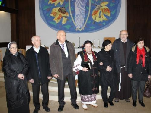 FOTO: Stipo i Ruža Šarčević proslavili 50 godina braka