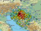 Novi jak potres zatresao Hrvatsku!