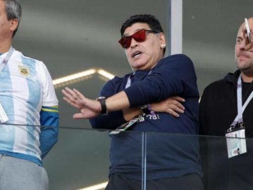 Maradona se obrušio na Zvonimira Bobana: Možemo ući u ring!
