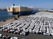 Pada prodaja novih vozila, nema naznaka oporavka