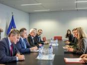 Vesela ekipa u Bruxellesu