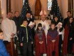 Biskup Perić krstio treće blizance obitelji Sučić