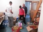 Akcija prikupljanja pomoći u OŠ Veselka Tenžere Uzdol