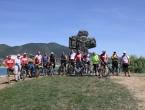 FOTO: I biciklisti iz Rame krenuli na hodočašće u Sinj