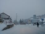 Oprezno na cestama zbog snijega!