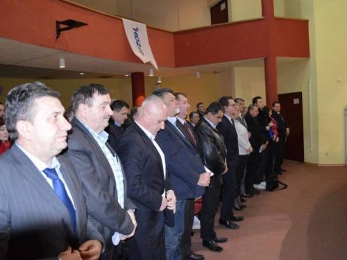 U Prozoru održana sjednica Središnjeg odbora HDZ-A 1990