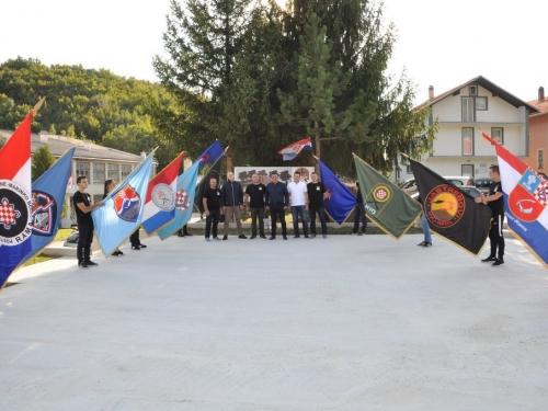 FOTO: 3. bojna brigade Rama proslavila svoj dan