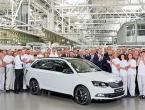 Škoda slavi 4 milijuna proizvedenih Fabija