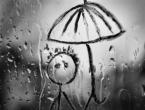 Danas se očekuje obilna kiša i udari južnog vjetra
