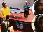 VIDEO: Ovako su nigerijski studenti igrali stolni tenis dok ih nisu poslali u Miral