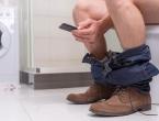 Vijest za sve koje nose mobitel u WC