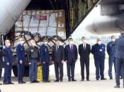 Turska ponovo SAD-u poslala pomoć u medicinskoj opremi