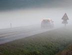 Stanje na cestama: Magla, odroni, obustave…