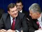 Čović i Dodik na Jahorini razmatrali temu Izbornog zakona