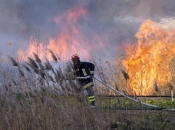 Deset požara u HNŽ-u